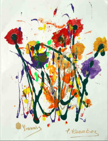 Abstract art paintings BD2 (462 x 600)